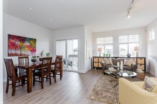 """Photo 5: 1 18828 69 Avenue in Surrey: Clayton Townhouse for sale in """"Starpoint"""" (Cloverdale)  : MLS®# R2255825"""