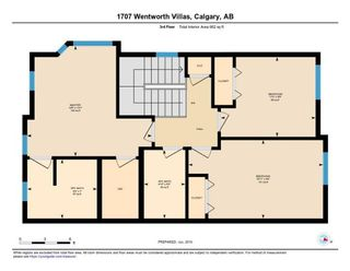 Photo 37: 1707 WENTWORTH Villa SW in Calgary: West Springs Row/Townhouse for sale : MLS®# C4253593