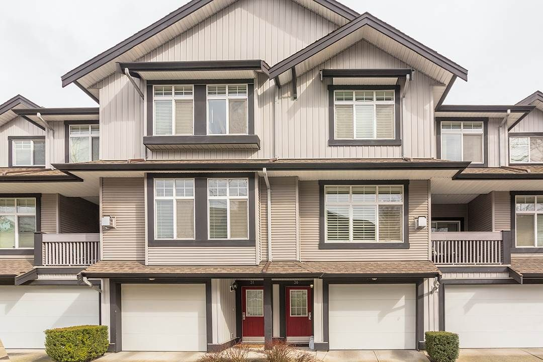 """Main Photo: 30 18839 69 Avenue in Surrey: Clayton Townhouse for sale in """"STARPOINT 2"""" (Cloverdale)  : MLS®# R2543592"""