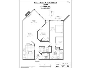 Photo 18: 111 4753 W RIVER ROAD in Delta: Ladner Elementary Condo for sale (Ladner)  : MLS®# R2432017