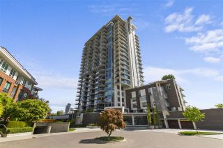 """Photo 37: 503 210 SALTER Street in New Westminster: Queensborough Condo for sale in """"PENINSULA"""" : MLS®# R2579738"""