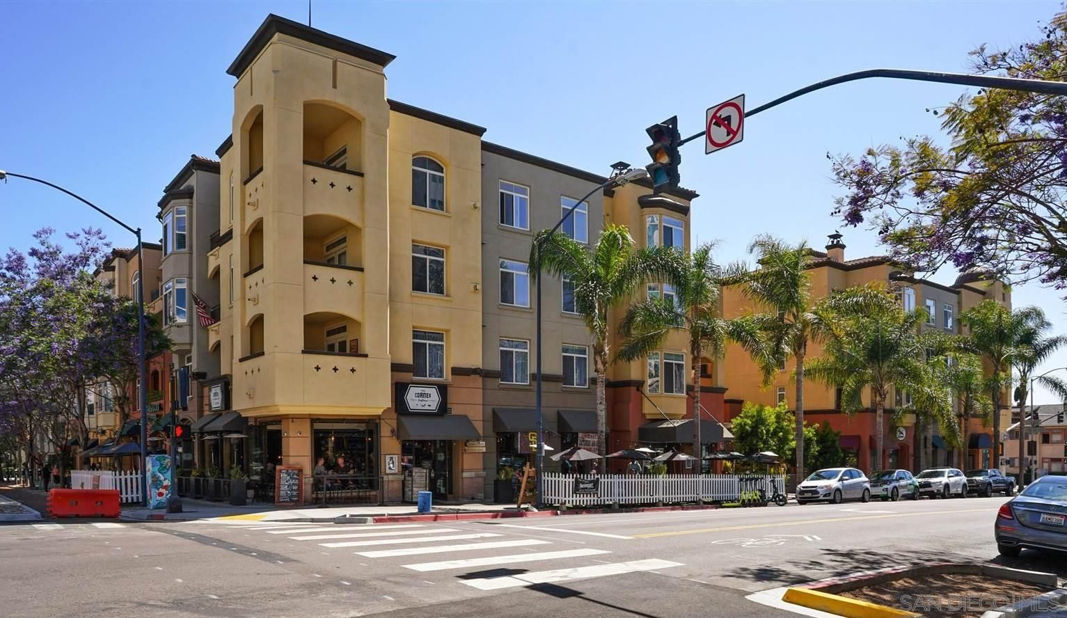 Main Photo: SAN DIEGO Condo for sale : 1 bedrooms : 2400 5Th Ave #312