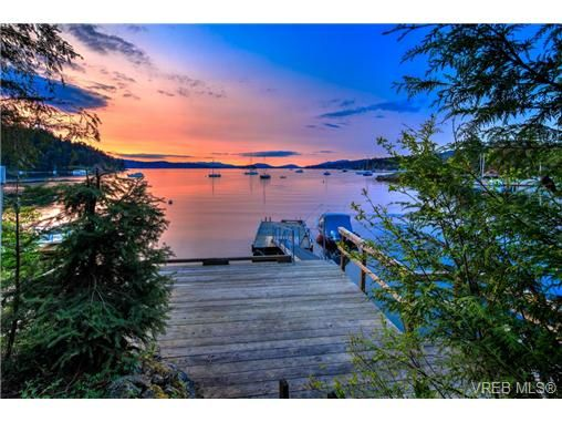 Main Photo: 740 Sea Dr in BRENTWOOD BAY: CS Brentwood Bay House for sale (Central Saanich)  : MLS®# 698950