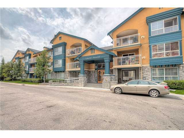 Main Photo: 213 25 RICHARD Place SW in CALGARY: Lincoln Park Condo for sale (Calgary)  : MLS®# C3631950