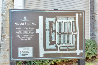 "Photo 10: 115 6671 121 Street in Surrey: West Newton Townhouse for sale in ""SALUS"" : MLS®# R2531580"