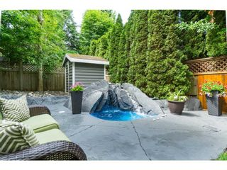 """Photo 38: 3657 154 Street in Surrey: Morgan Creek House for sale in """"Rosemary Heights"""" (South Surrey White Rock)  : MLS®# R2529651"""