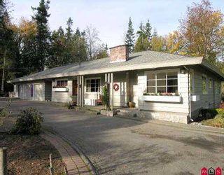 Photo 1: 22695 72ND AV in Langley: Salmon River House for sale : MLS®# F2523366