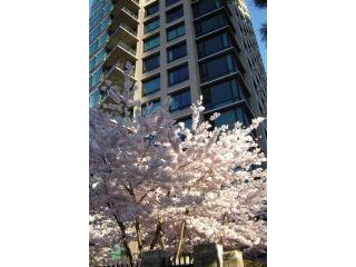 Photo 1: 705 1003 BURNABY Street in Vancouver: West End VW Condo for sale (Vancouver West)  : MLS®# V859703