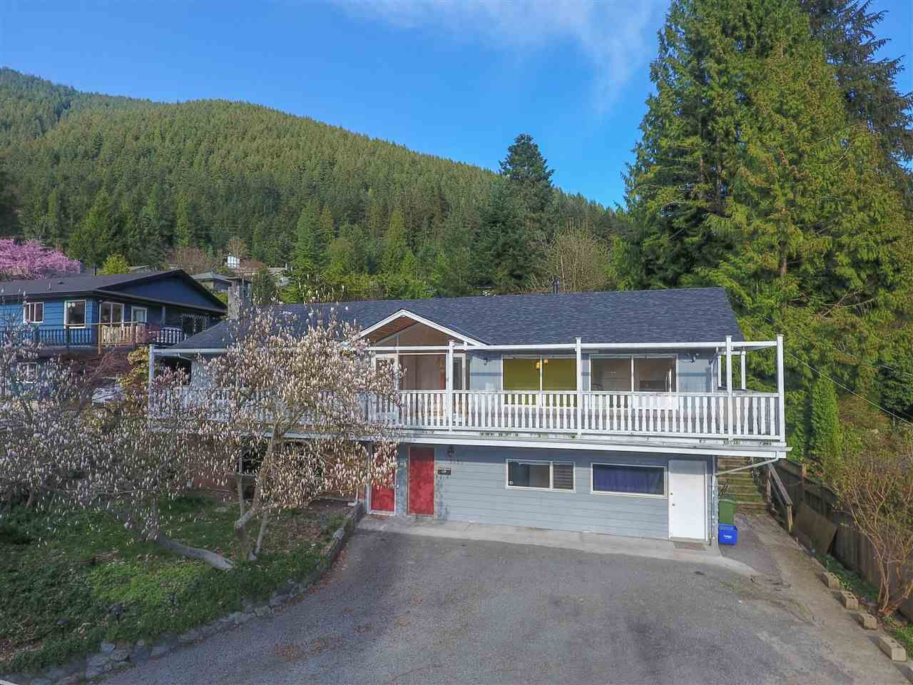 Main Photo: 5050 RANGER AVENUE in North Vancouver: Canyon Heights NV House for sale : MLS®# R2157779