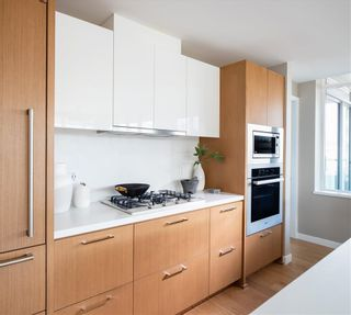 """Photo 2: 601 788 ARTHUR ERICKSON Place in West Vancouver: Park Royal Condo for sale in """"Evelyn by Onni"""" : MLS®# R2598000"""