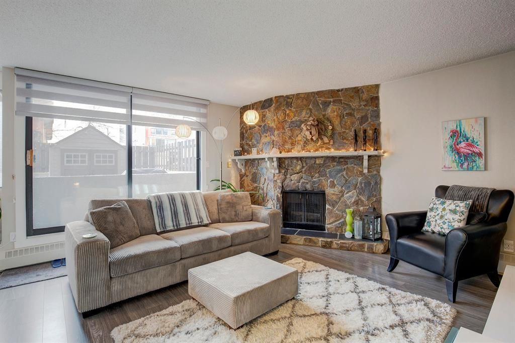 Photo 2: Photos: 102 345 4 Avenue NE in Calgary: Crescent Heights Apartment for sale : MLS®# A1065227