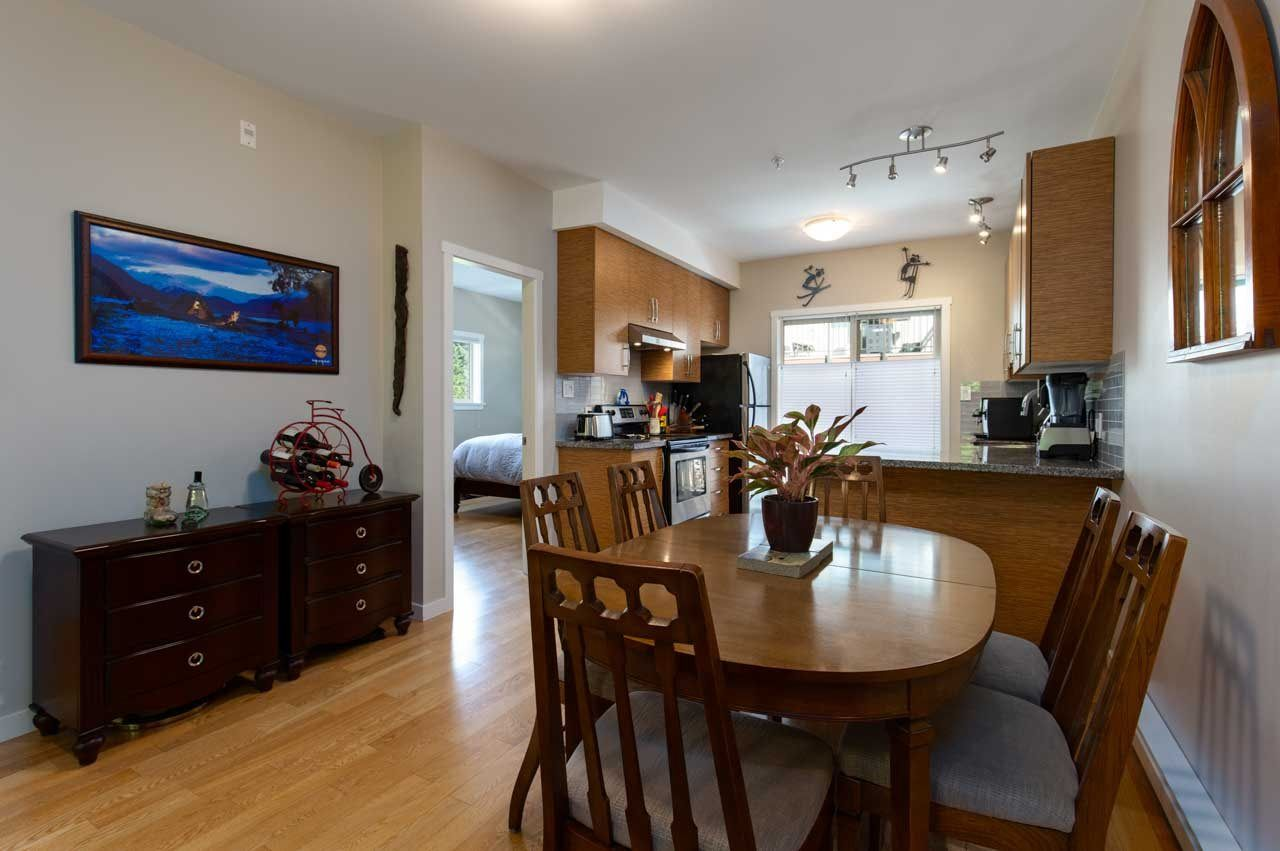 """Main Photo: 4 7450 PROSPECT Street: Pemberton Townhouse for sale in """"EXPEDITION STATION"""" : MLS®# R2456429"""