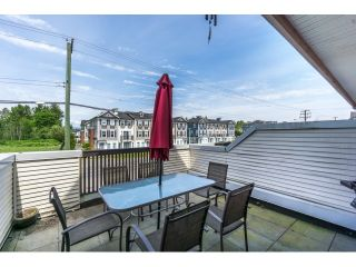 "Photo 18: 50 7155 189 Street in Surrey: Clayton Townhouse for sale in ""BACARA"" (Cloverdale)  : MLS®# R2062840"
