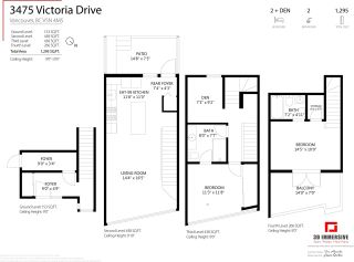 """Photo 33: 3475 VICTORIA Drive in Vancouver: Victoria VE Townhouse for sale in """"Latitude"""" (Vancouver East)  : MLS®# R2590415"""