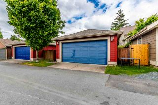 "Photo 32: 5933 MATSQUI Street in Chilliwack: Vedder S Watson-Promontory 1/2 Duplex for sale in ""GARRISON CROSSING"" (Sardis)  : MLS®# R2461890"