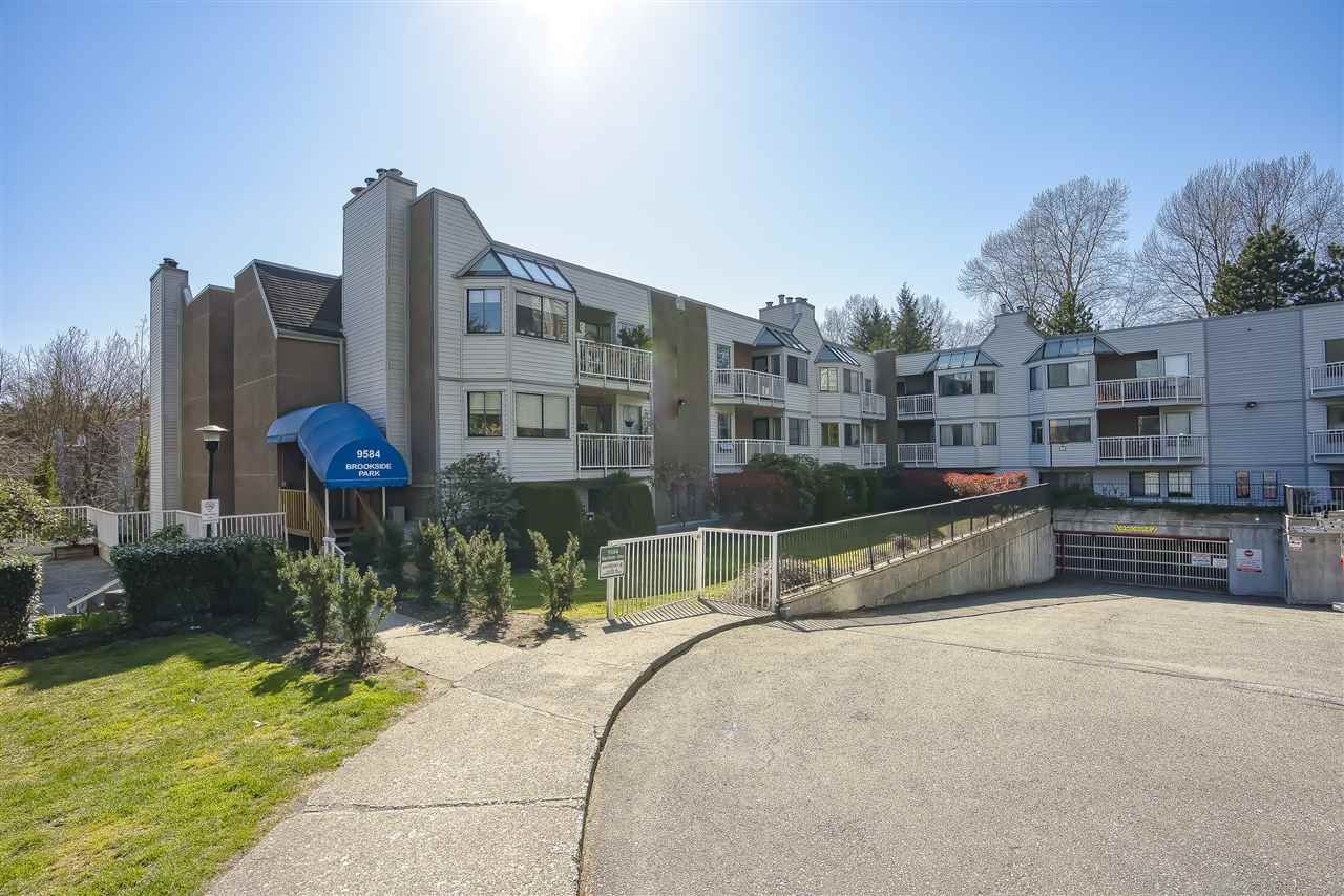 """Main Photo: 113 9584 MANCHESTER Drive in Burnaby: Cariboo Condo for sale in """"BROOKSIDE PARK"""" (Burnaby North)  : MLS®# R2449182"""