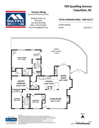 Photo 21: 709 QUADLING Avenue in Coquitlam: Coquitlam West House for sale : MLS®# R2577078