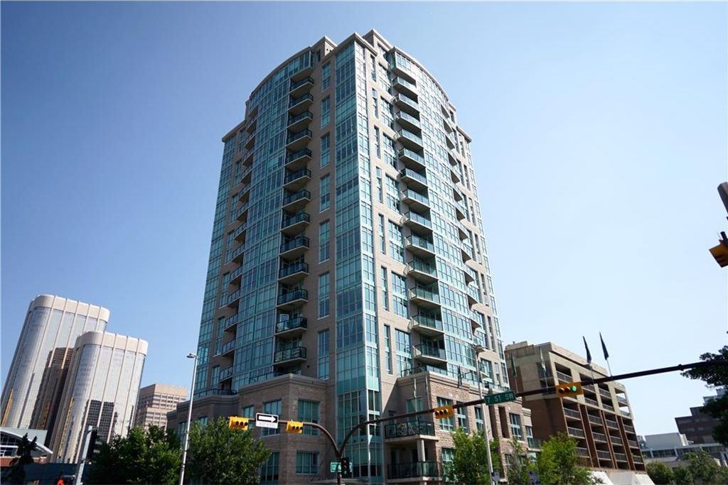 Main Photo: 503 788 12 Avenue SW in Calgary: Beltline Condo for sale : MLS®# C4132421