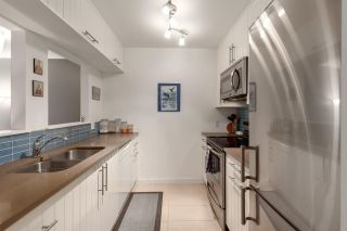 """Photo 2: 202 1729 E GEORGIA Street in Vancouver: Hastings Condo for sale in """"Georgia Court"""" (Vancouver East)  : MLS®# R2574809"""