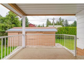 """Photo 18: 3 4426 232 Street in Langley: Salmon River Manufactured Home for sale in """"WESTFIELD COURT"""" : MLS®# R2479123"""