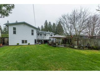 Photo 20: 34621 YORK Avenue in Abbotsford: Abbotsford East House for sale : MLS®# R2153513