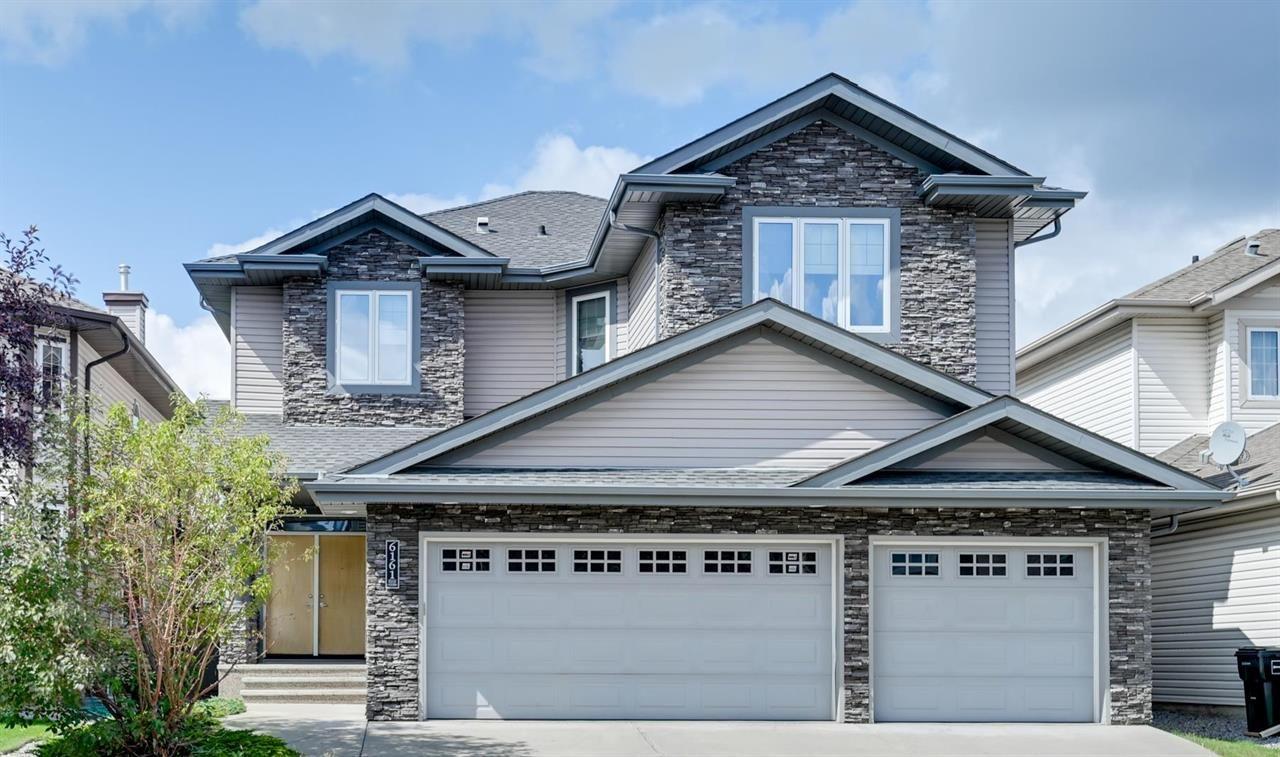 Main Photo: 6161 Maynard Crescent in Edmonton: House for sale