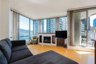 """Photo 3: 1101 1228 W HASTINGS Street in Vancouver: Coal Harbour Condo for sale in """"PALLADIO"""" (Vancouver West)  : MLS®# R2573352"""