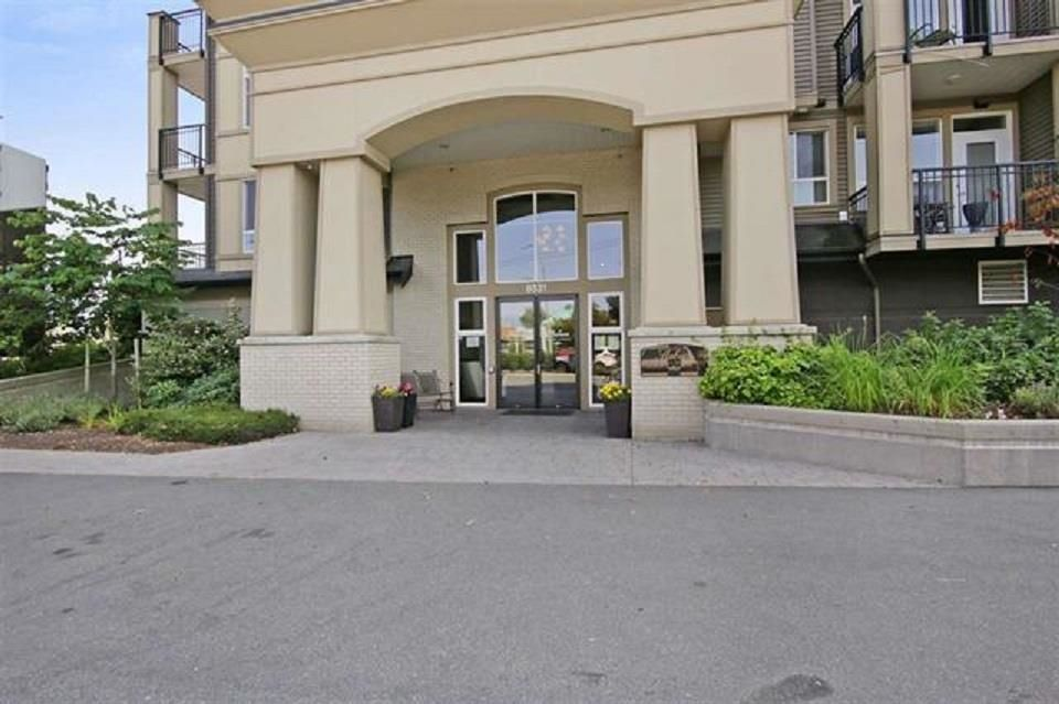Main Photo: 317 8531 YOUNG Road in Chilliwack: Chilliwack W Young-Well Condo for sale : MLS®# R2609432