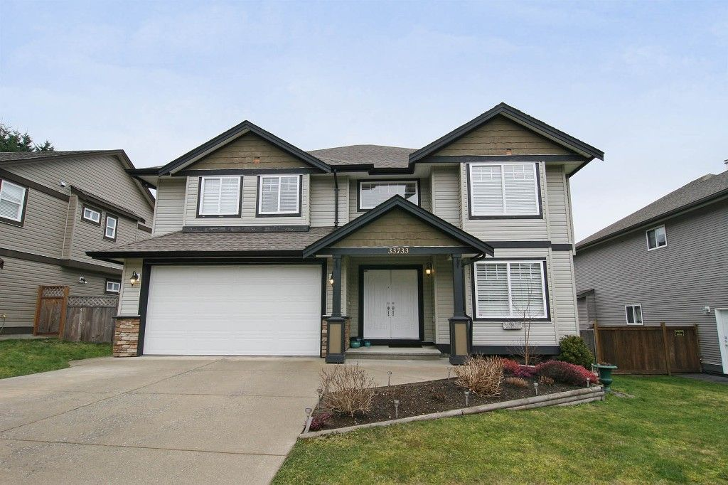 Main Photo: 33733 BOWIE Drive in Mission: Mission BC House for sale : MLS®# F1304449