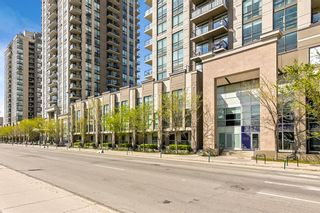 Photo 1: 1106 12 Avenue SW in Calgary: Beltline Row/Townhouse for sale : MLS®# A1111389