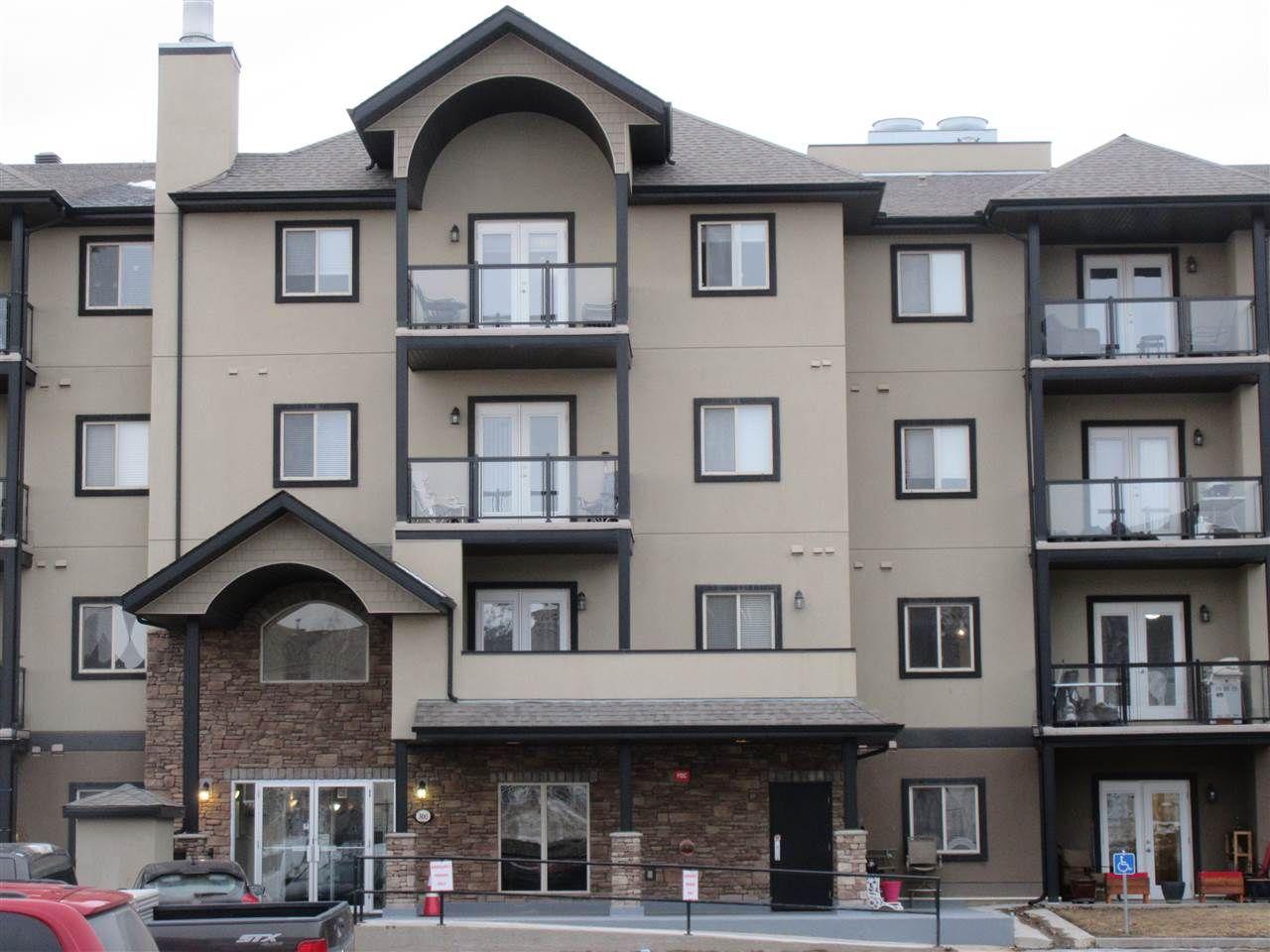 Main Photo: 424 300 Spruce Ridge Road: Spruce Grove Condo for sale : MLS®# E4229687