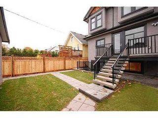 Photo 20: 2811 12TH Ave W: Kitsilano Home for sale ()  : MLS®# V1051364