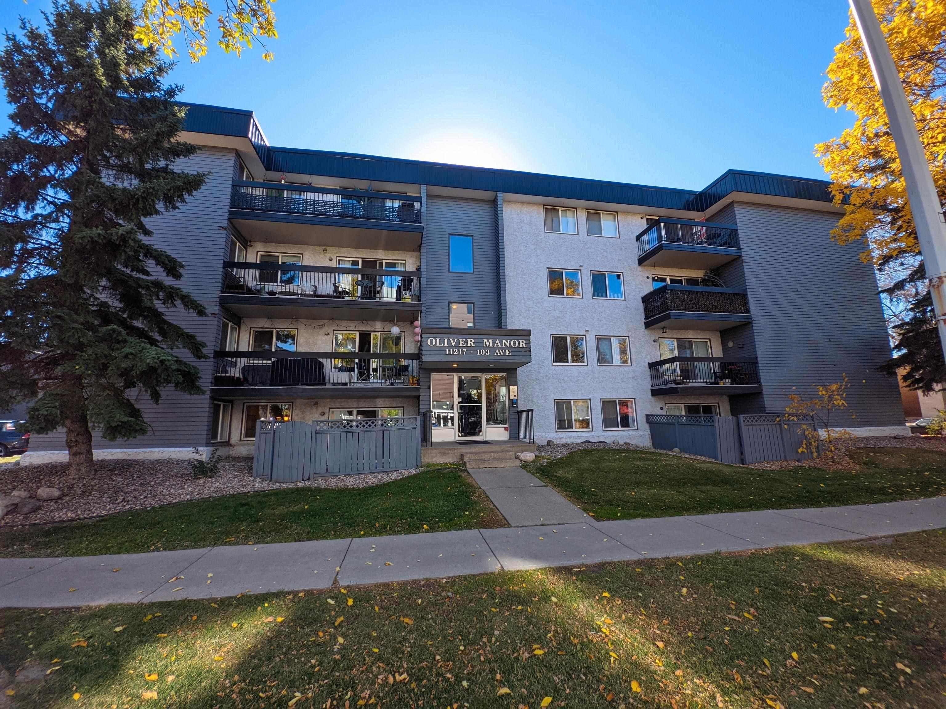 Main Photo: 101 11217 103 Avenue in Edmonton: Zone 12 Condo for sale : MLS®# E4264731