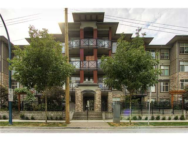 "Main Photo: 114 2336 WHYTE Avenue in Port Coquitlam: Central Pt Coquitlam Condo for sale in ""CENTREPOINTE"" : MLS®# V973270"