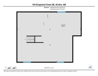 Photo 38: 103 Kingsland Close SE: Airdrie Detached for sale : MLS®# A1116114