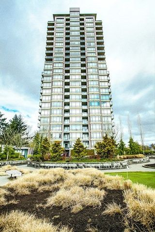 """Photo 1: 2503 2789 SHAUGHNESSY Street in Port Coquitlam: Central Pt Coquitlam Condo for sale in """"THE SHAUGHNESSY"""" : MLS®# R2255275"""