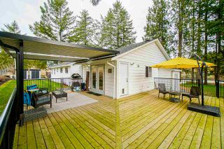 Photo 38: 9239 STAVE LAKE Street in Mission: Mission BC House for sale : MLS®# R2544164