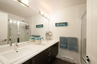 """Photo 13: 12 18681 68 Avenue in Surrey: Clayton Townhouse for sale in """"Creekside"""" (Cloverdale)  : MLS®# R2391665"""