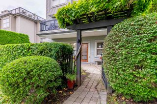 """Photo 2: 3 3855 PENDER Street in Burnaby: Willingdon Heights Townhouse for sale in """"ALTURA"""" (Burnaby North)  : MLS®# R2625365"""