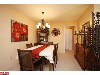 """Photo 6: 223 5379 205TH Street in Langley: Langley City Condo for sale in """"HERITAGE MANOR"""" : MLS®# F1007495"""