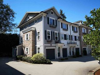"""Photo 1: 28 8767 162 Street in Surrey: Fleetwood Tynehead Townhouse for sale in """"Taylor By Mosaic"""" : MLS®# R2531804"""