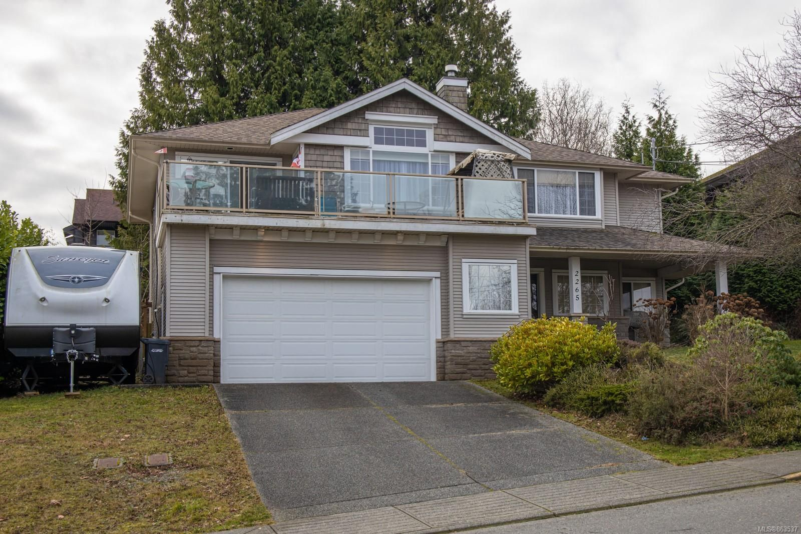 Main Photo: 2265 Arbot Rd in : Na South Jingle Pot House for sale (Nanaimo)  : MLS®# 863537