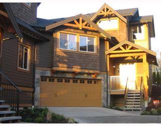 """Photo 1: 68 24185 106B Avenue in Maple Ridge: Albion 1/2 Duplex for sale in """"TRAILS EDGE"""" : MLS®# V796425"""