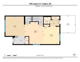 Photo 31: 1485 Legacy Circle SE in Calgary: Legacy Semi Detached for sale : MLS®# A1091996