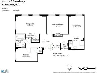 """Photo 22: 405 175 E BROADWAY in Vancouver: Mount Pleasant VE Condo for sale in """"Lee Building"""" (Vancouver East)  : MLS®# R2559841"""