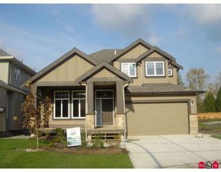 """Photo 1: 21175 83B Avenue in Langley: Willoughby Heights House for sale in """"Yorkson"""" : MLS®# F2722236"""