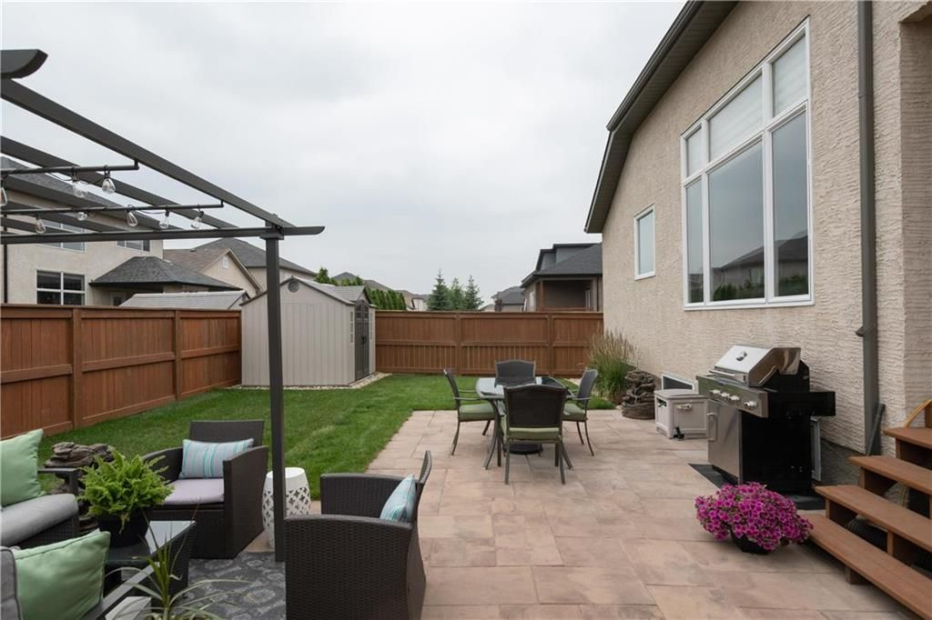 Photo 26: Photos: 22 Vestford Place in Winnipeg: South Pointe Residential for sale (1R)  : MLS®# 202116964