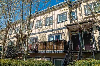 "Main Photo: 206 2263 TRIUMPH Street in Vancouver: Hastings Townhouse for sale in ""TRIUMPH"" (Vancouver East)  : MLS®# R2576029"
