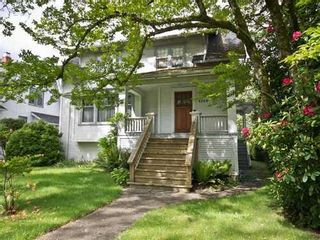 Photo 1: 4249 OSLER Street in Vancouver West: Home for sale : MLS®# V969824