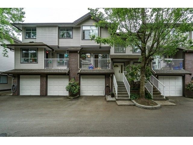Main Photo: 61 2450 LOBB Avenue in Port Coquitlam: Mary Hill Townhouse for sale : MLS®# R2072042